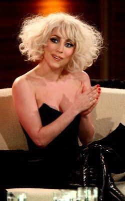 Lady Gaga est magnifique quand elle ne se déguise pas !