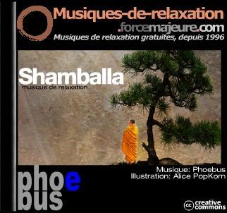 Shamballa, musique de l'éveil