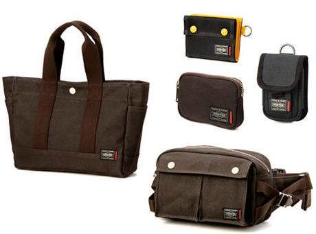 LEVI'S X PORTER - HOLIDAY '09 - CANVAS LUGGAGE COLLECTION
