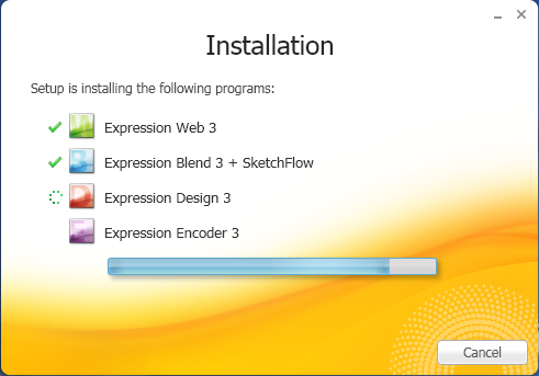 Essayez Expression Web 3