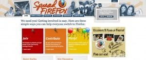 Spread Firefox !
