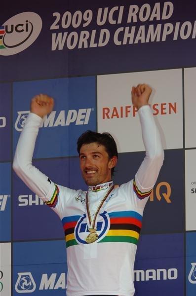 Fabian Cancellara veut battre le record de l'heure