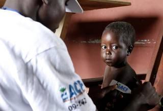 La lutte contre la malnutrition doit être la priorité du sommet mondial sur la sécurité alimentaire