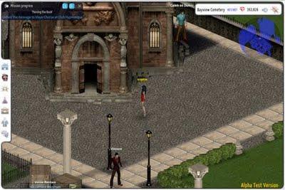City of Eternals, le véritable MMO Twilight ?