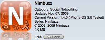 NimbuzzLogoAppStore