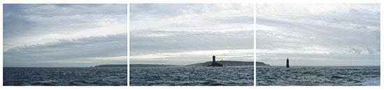 Traversée vers l'île de Sein