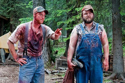 Tucker and Dale vs Evil : trailer fun et gore
