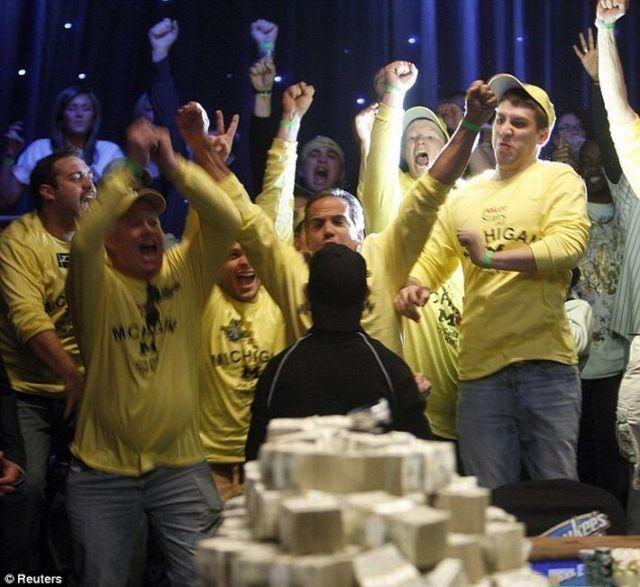 Joe Cada a remporte le Main Event WSOP 2009