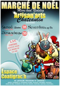 Chateaulin (29) : Artisanarts 2009