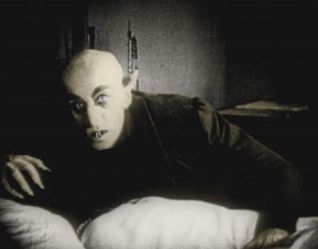 Nosferatu le vampire, par Francis Moury