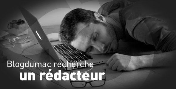 news  Le Blog du Mac a besoin daide !