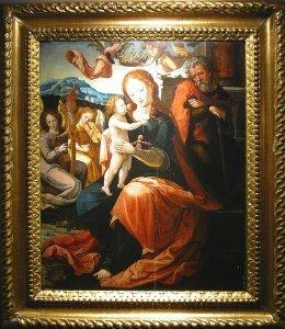Objets phares des prochaines ventes à Drouot, cinquième partie : Céramique grecque, Vierge à l'Enfant du XVIe siècle, Portrait de Louis XV ...
