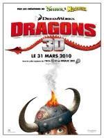 Dragons, le nouveau Dreamworks en 3D