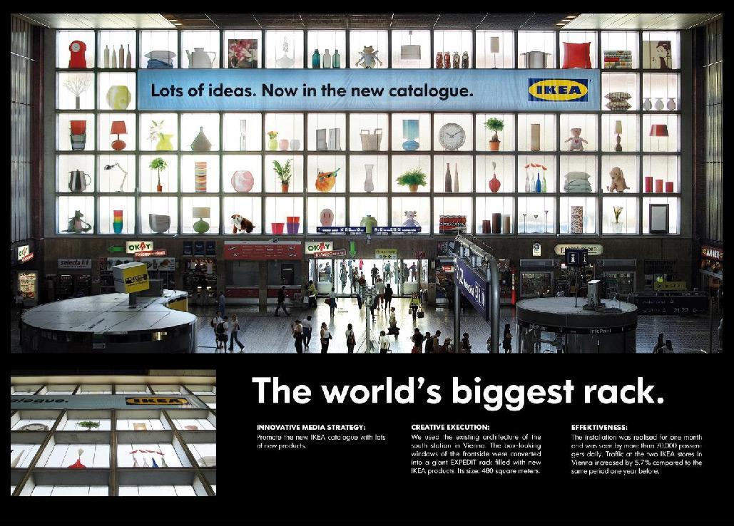 Ikea voit les choses en grand