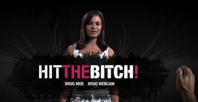Hit the Bitch/ Advergame extrême.