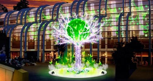 L'acteur Samuel Le Bihan donnera le coup d'envoi des illuminations de Noël au Forum des Halles !