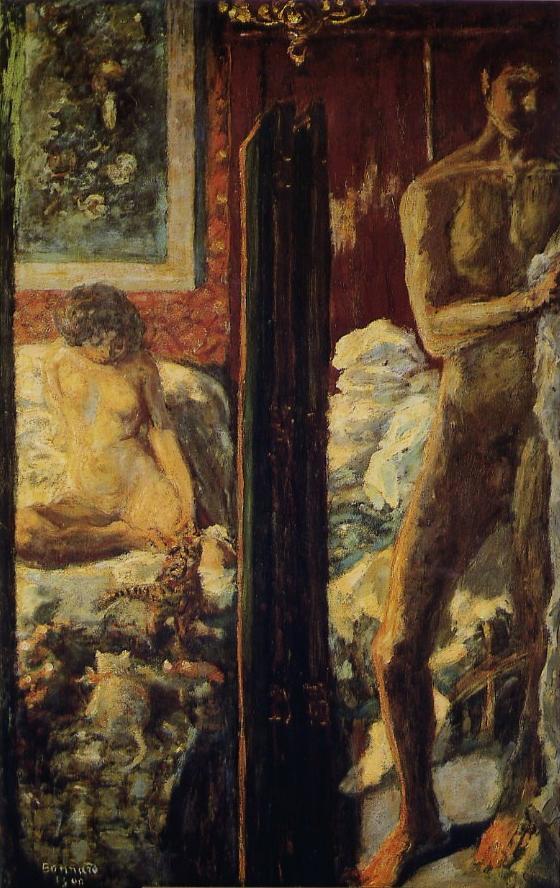 Bonnard - L'homme et la femme, 1900