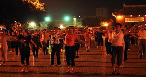 deuxième jour dans le Fu Jian – le 9 octobre 2009