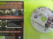 objet exclu pour Splinter Cell Conviction offert avec Assassin's Creed