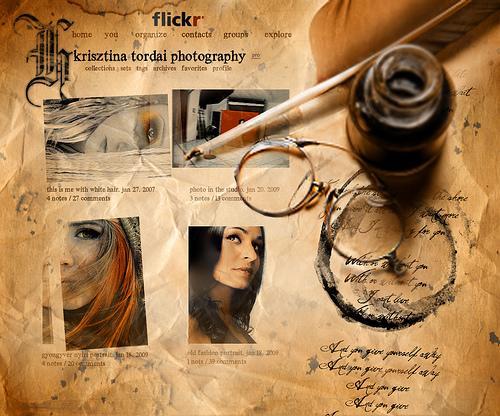 Old Flickr