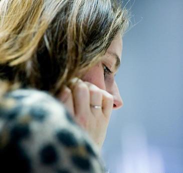 Judith Polgar, la meilleure joueuse d'échecs du monde © Fred Lucas