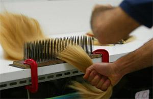 Les cheveux du Temple