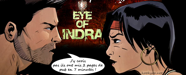 Uncharted : Eye of Indra Part 1