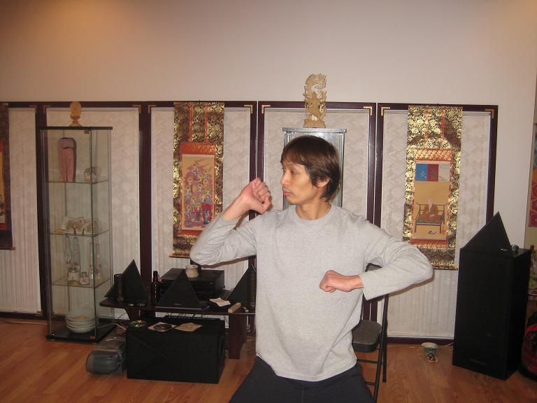 Le Baji Quan, un style de Kung Fu traditionnel