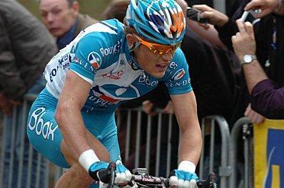 Cyclo cross de Plougasnou = S. Chainel (Bbox Bouygues Télécom)