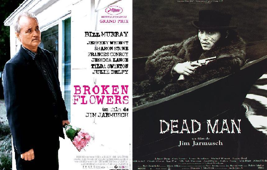 2 exemples de la filmographie de Jim Jarmusch