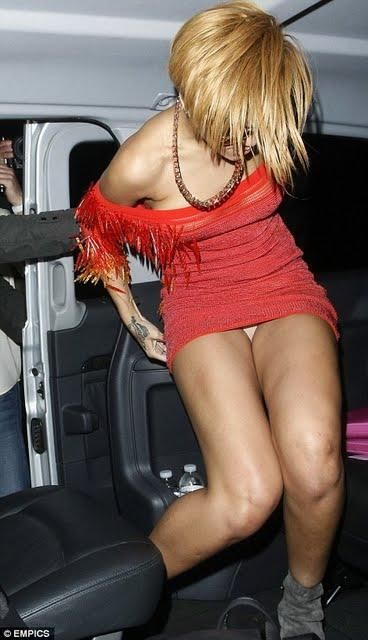 Rihanna nous montre qu'elle n'est pas parfaite !