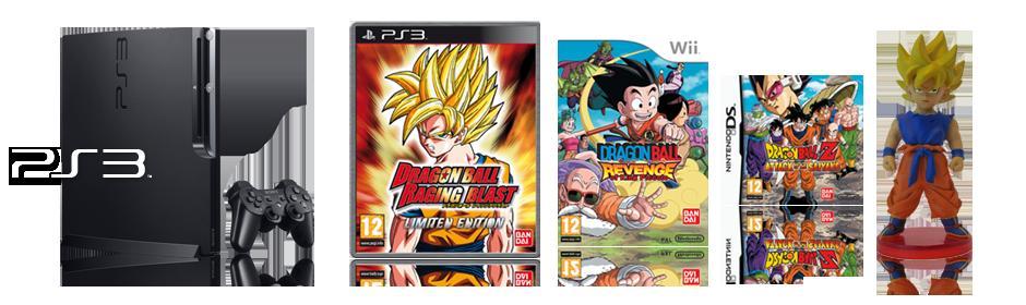 Namco Bandai lance la Dragon Ball League