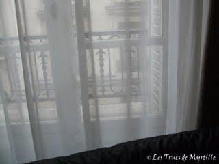 Au chaud, je regarde par la fenêtre - Défi photo J2