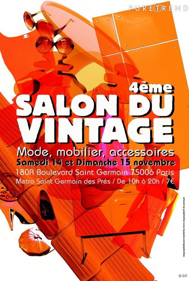 Le salon du Vintage à Paris 2009 : La mode est une tendance?