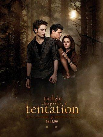 Twilight Chapitre 2 Tentation ... sortie cinéma de la semaine !