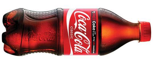 plantbottle Coca Cola et ses bouteilles ecolo ...
