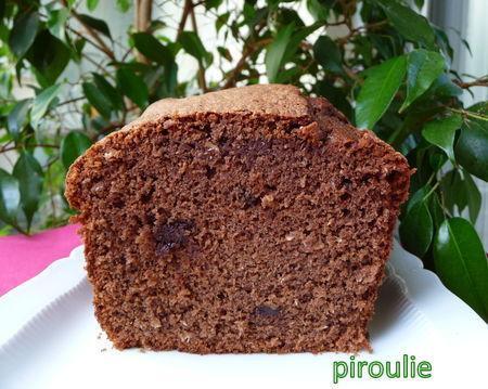 Cake Noix De Coco Chocolat Rhum Piroulie