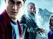 Harry Potter Prince Sang Mélé sort blu-ray