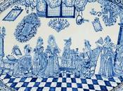 journée d'une dame début XVIIIe siècle