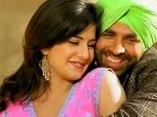 Katrina Kaif actrice chère yeux d'Akshay Kumar.