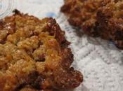 Biscuits flocons (sans gluten, sans lait)