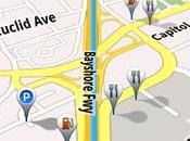 Google Navigation disponible pour Android