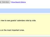 Google Agenda: affichez disponibilité collaborateurs
