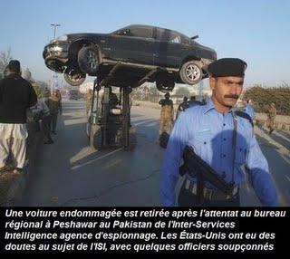 CIA et les services secrets du Pakistan