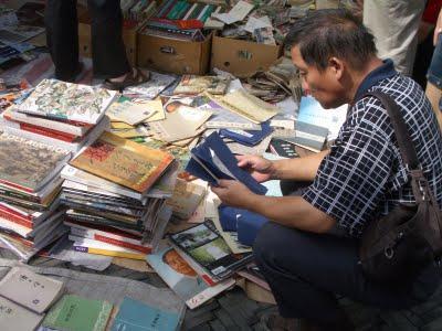 Librairies Anciennes à Shanghai