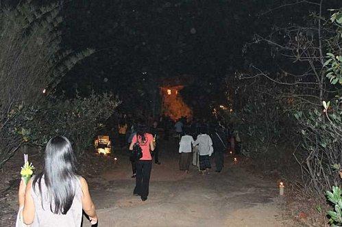 14 novembre: Festival du Parc historique de Phu Phra Bat