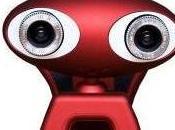 webcam ressemble extra-terrestre!