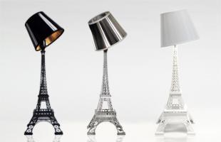 vente priv e lampe tour eiffel paperblog. Black Bedroom Furniture Sets. Home Design Ideas