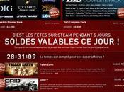 Enormes soldes Steam jusqu'au novembre