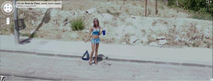 prostitu es sur google street view 23 photos paperblog. Black Bedroom Furniture Sets. Home Design Ideas
